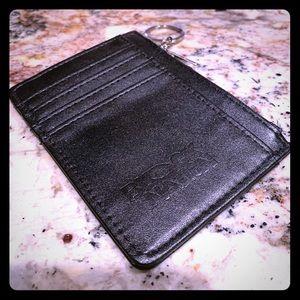 NKOTB small key ring, change wallet